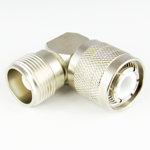 C4957 HN Male to HN Female Right Angle Adapter Centric RF