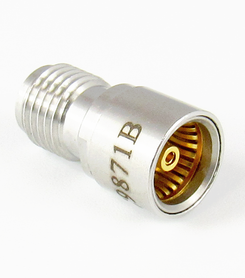 C9871B BMA Jack to SMA Female Adapter 18Ghz Centric RF