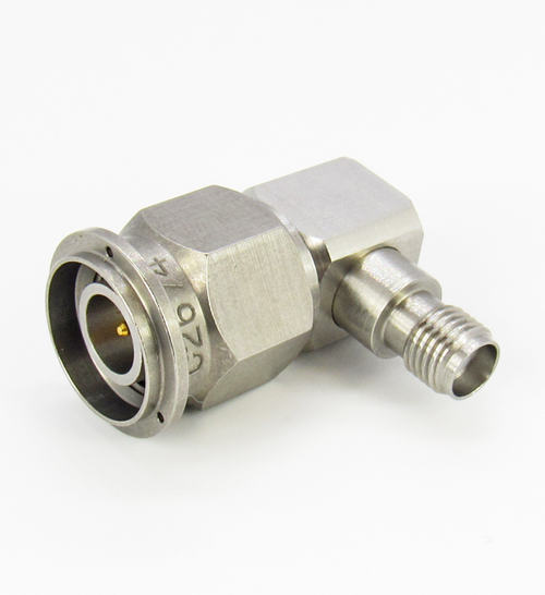 C2674 SMA Female to TNC Male Right Angle Adapter Centric RF