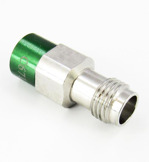 C671F 1.85mm Termination Female Centric RF