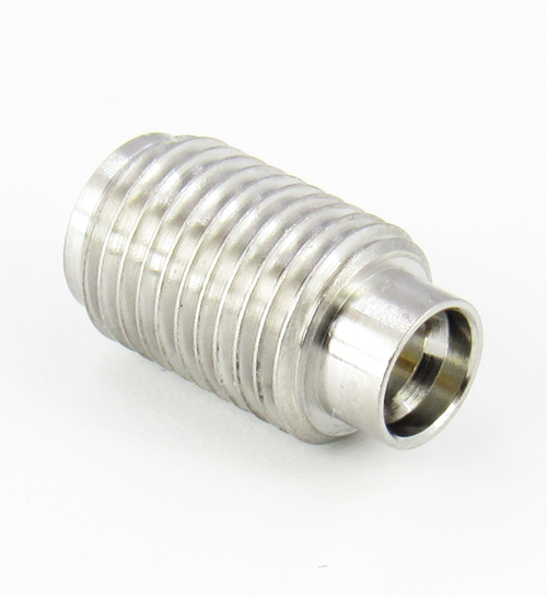 C4156 SMP/M Full Detente to SMA/F Threadin Adapter Centric RF