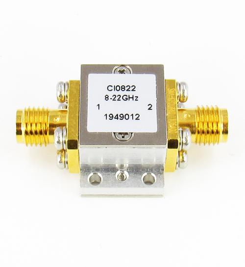 CI0822 Isolator SMA F/F Centric RF
