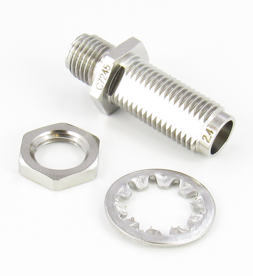 C7245 2.92mm Female to 2.4mm Female Bulkhead Adapter Centirc RF