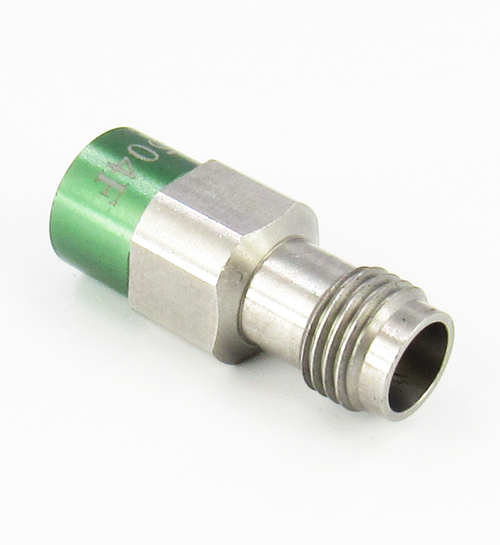 C504F 2.4mm Termination Female Centric RF