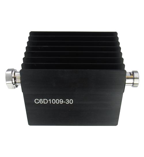 C6D1009-30 7/16 (DIN) M/F Attenuator Centric RF