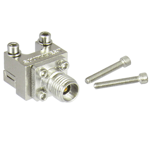 1092-03A-6 2.92mm End Launch Low Profile 40ghz Centric RF
