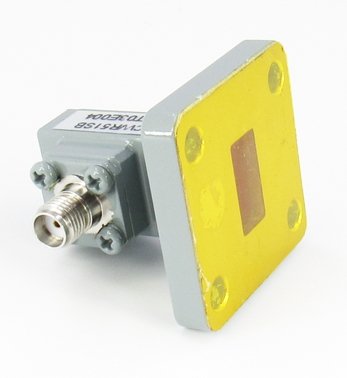 CWR51SB WR51 to SMA Waveguide to Coax Centric RF