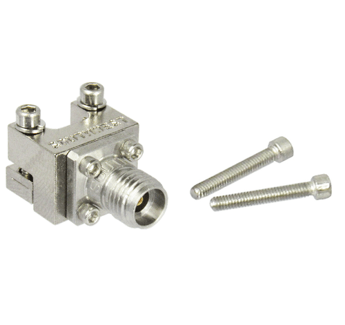 1092-04A-6 2.92mm End Launch Connector 40ghz Centric RF