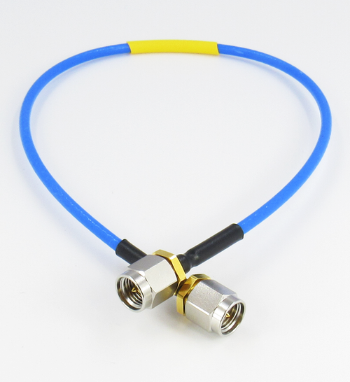 C554-086-09 2.92mm Flexible Interconnect Cable 40Ghz Centric RF