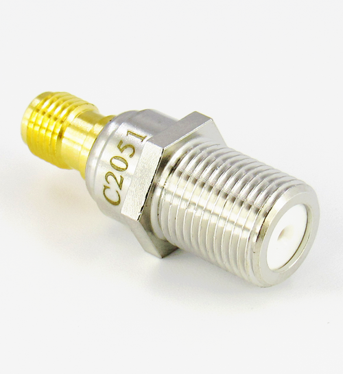 C2051 SMA Female 50OHM - F Female 75OHM Centric RF