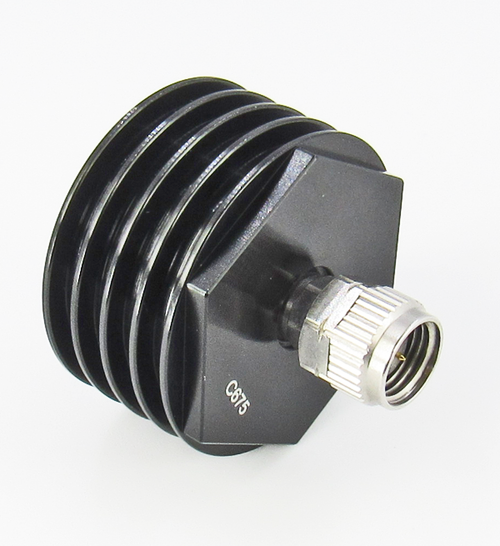 C675 1.85mm Termination Male Centric RF