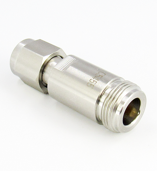C5455 N Female to TNC Male Adapter 18Ghz Centric RF