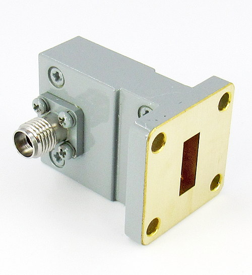 CWR42KB WR42 to 2.92mm WG to Coax 10W 18-26.5Ghz Centric RF