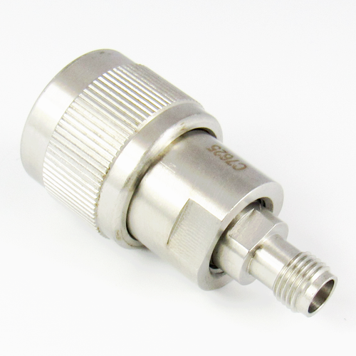 C7625 2.4/Female to N/Male Coaxial Adapter Centric RF