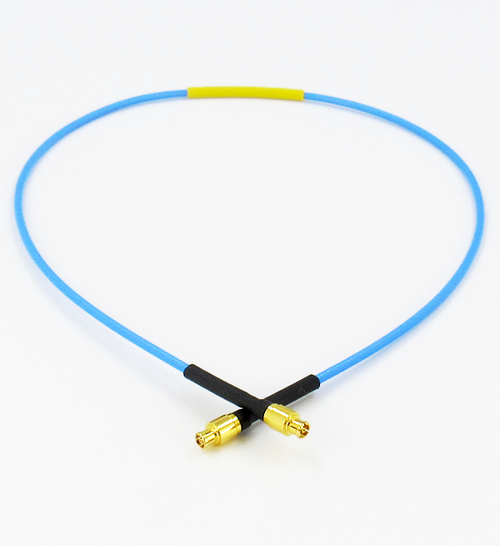 C596-047-18 Mini SMP/Female to Mini SMP/Female .047 cable 40ghz Centric RF