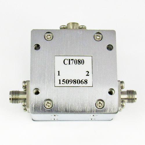 CI7080 Isolator SMA Female Centric RF