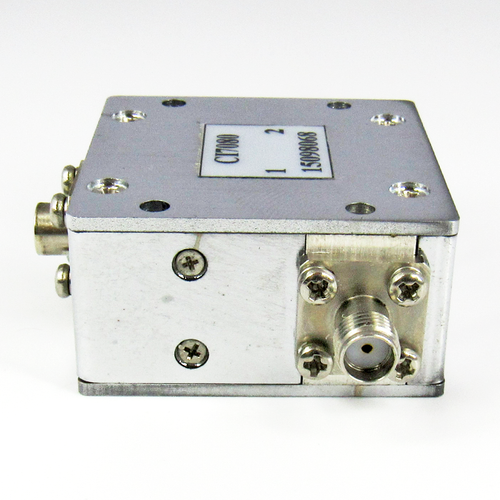CI7080 Isolator SMA Female 700-800mhz VSWR 1.2 10Watts