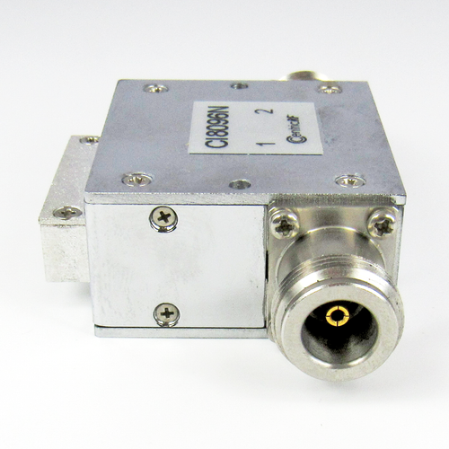 CI8096N  Isolator N Female 800-960Mhz VSWR 1.35 10Watts
