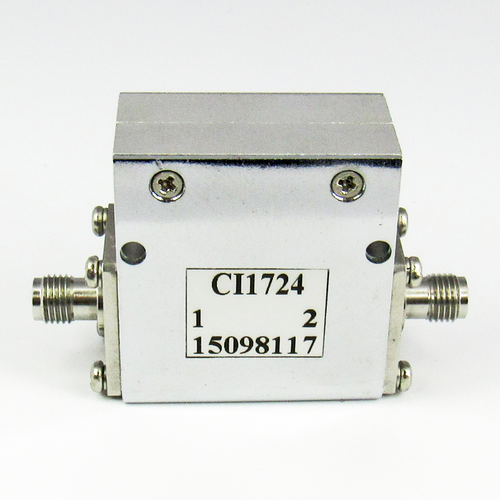 CI1724 Isolator SMA Female Centric RF