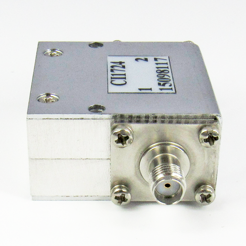CI1724 Isolator SMA Female 1.7-2.4Ghz VSWR 1.3 10Watts