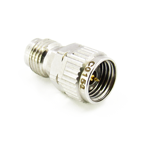 C0150 2.4mm Inner DC Block 10Mhz-50Ghz 0.6db loss VSWR 1.35 60Volts