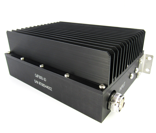 C6F1001-10 4.3/10 Low PIM Attenuator 560-6000 Mhz 10db 100Watts Unidirectional