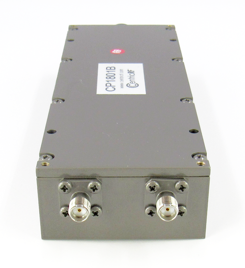 CP1801B Phase Shifter 0-18.6Ghz 60 Degrees/Ghz