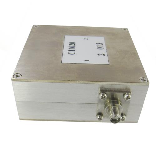 CI1020 Isolator SMA Female 1-2Ghz VSWR 1.35 10Watts