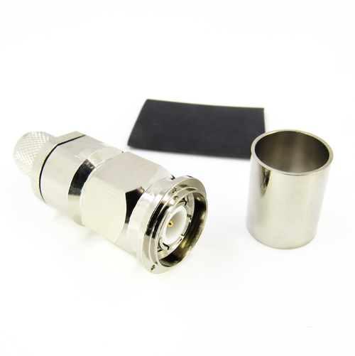 CX4003 TNC Male Connector LMR400 Brass