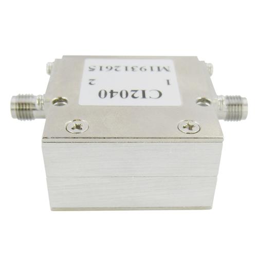 CI2040 Isolator SMA Female 2-4Ghz VSWR 1.35 10Watts