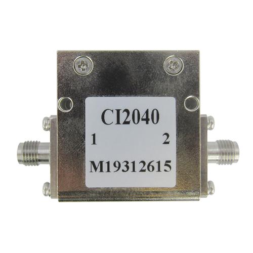 CI2040 Isolator SMA
