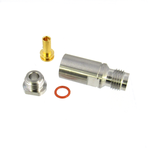 CX2445 2.4mm Female Connector for 086 50 Ghz (CX2445)