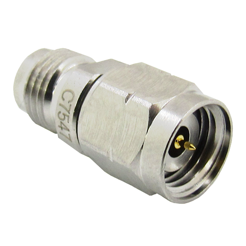 C7547 2.4mm Male to 2.4mm Female Adapter VSWR 1.2 50Ghz