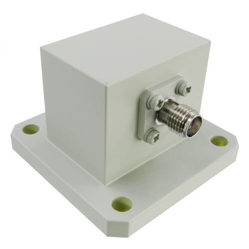 CWR102S WR102 to SMA Waveguide to Coax Adapter 7-11Ghz VSWR 1.25