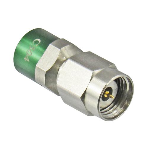 C504 2.4mm Termination / Load Male 1Watt VSWR 1.25 Max 50Ghz