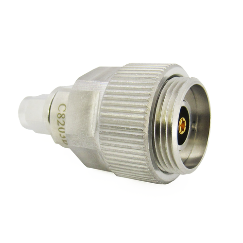 C8203B 7mm to SMA Male Adapter APC7 18Ghz VSWR 1.15 S Steel