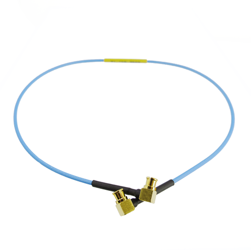 C562-047-XX Cable SMP /FRA to SMP /FRA 047 Flexible 18Ghz VSWR 1.4