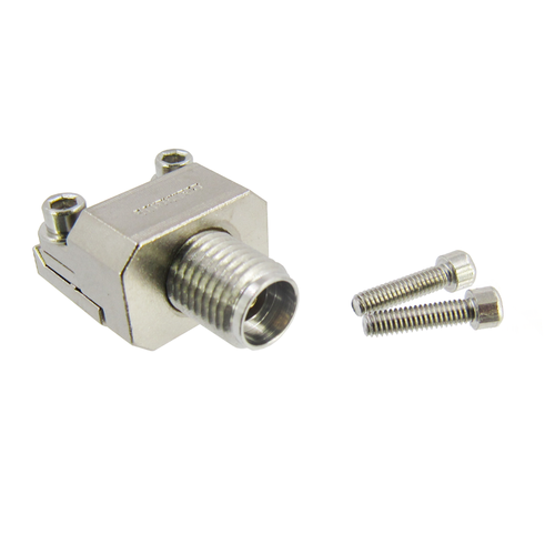 1092-01A-12 2.92mm End Launch Connector .005 Pin 40ghz .005/.029/.1