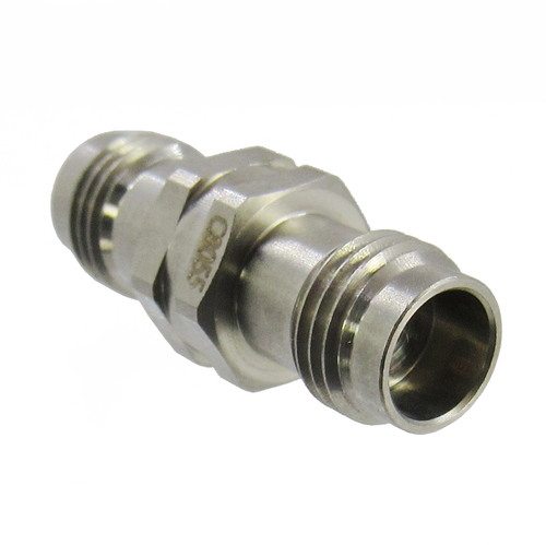 C8055 1.85mm Adapter Female to Female VSWR 1.25 67Ghz