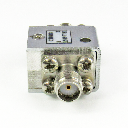 CI0818 Isolator SMA Female 8-18Ghz VSWR 1.5 10Watts