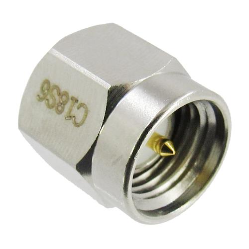 C18S6 SMA Male Termination 1Watt 18Ghz VSWR 1.10 S Steel