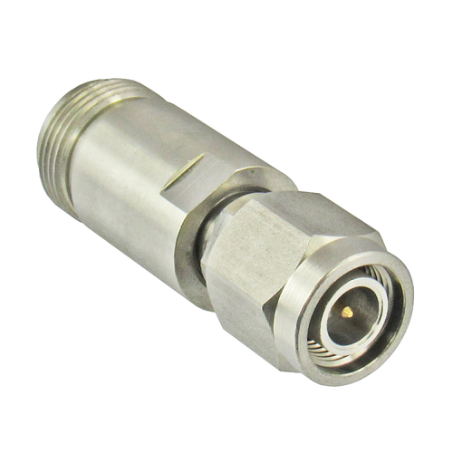 C5454 N/Female to TNC/Male Coaxial Adapter Centric RF