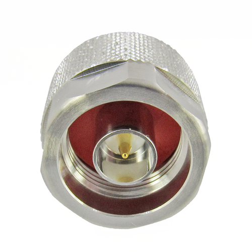 C3532 SMA Female to N Male Adapter 11Ghz VSWR 1.25  Brass