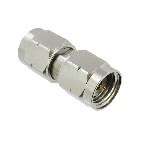 C8086 1.85mm Adapter Male to Male VSWR 1.25 Max 0-67Ghz