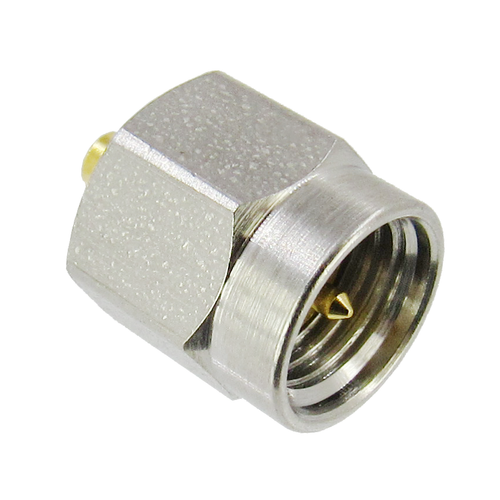 CX0471 SMA Male 27ghz Direct Solder Connector 047 S Steel