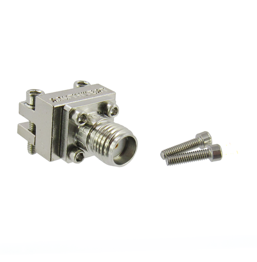 """292-06A-7 SMA End Launch Connector .007"""" pin 27Ghz"""