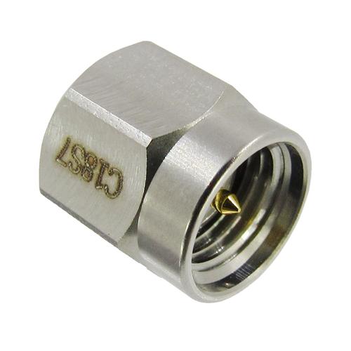 C18S7 SMA Miniature Male Termination 1Watt 18Ghz VSWR 1.07 S Steel