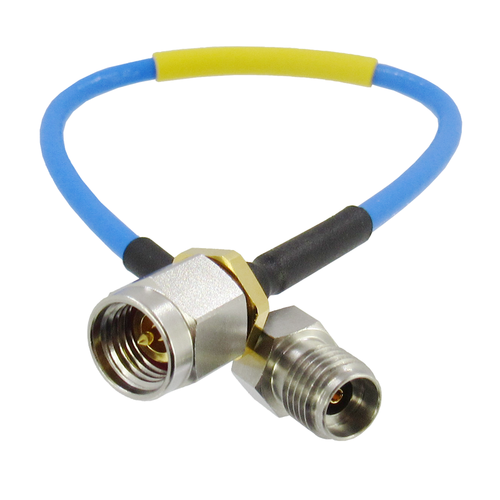 C554-086-07MF 2.92mm Flexible Interconnect M/F Cable 40Ghz VSWR 1.3 7