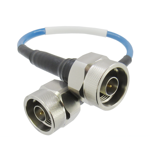 C564-127-12 N Superflexible Low Loss Phase Stable Cable 18ghz VSWR 1.25