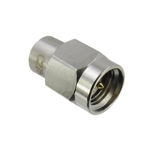 C275 SMA Male Termination 27Ghz VSWR 1.25 2 Watt S Steel